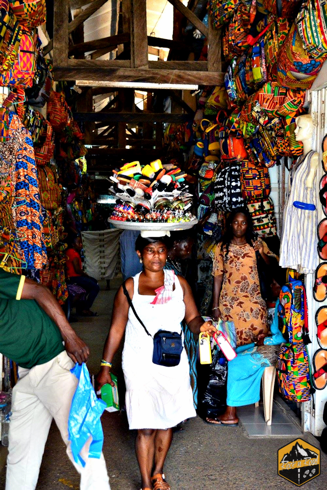 Accra attractions market